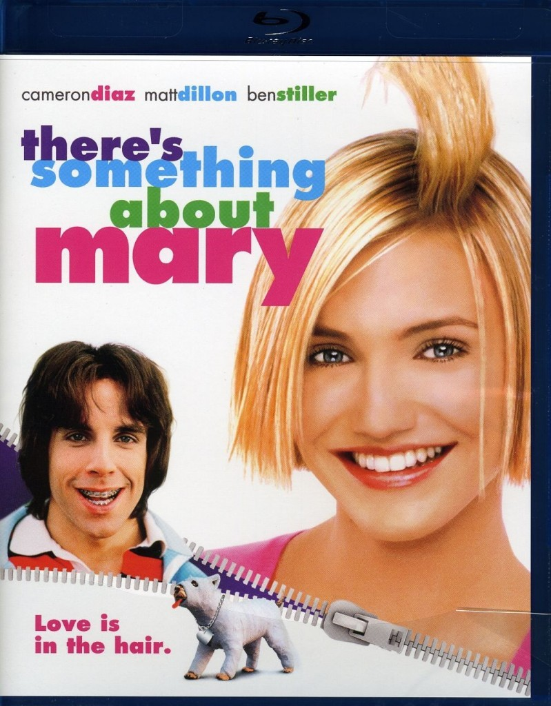 Theres Something About Mary Cover