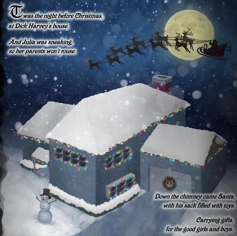 JabComix Christmas 2